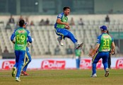 Sylhet Sixers beat Chittagong Vikings by 5 runs