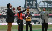Titans opt to bat first against Kings