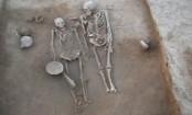 Harappa grave of ancient 'couple' revels secrets
