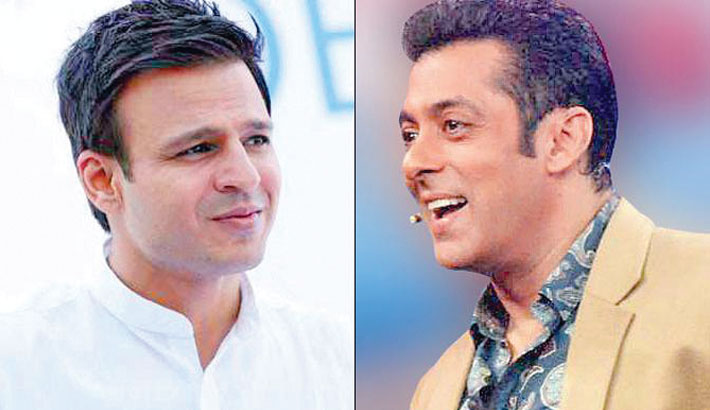 Why not Salman Khan, instead of Vivek Oberoi?