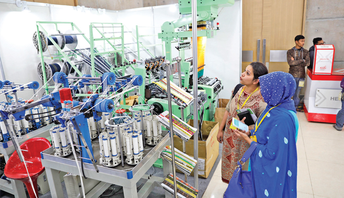 Dhaka Int'l Textile Fair kicks off at ICCB