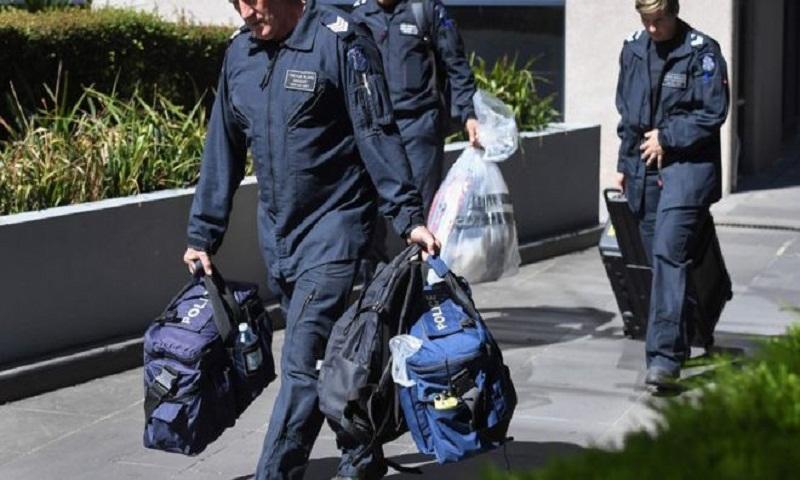 Australia consulate scares: Arrest over '38 suspicious parcels'
