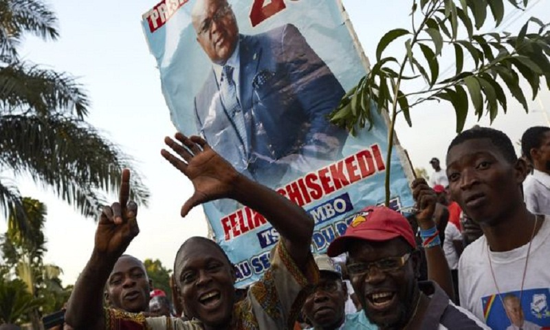 Felix Tshisekedi: Opposition leader named winner in DR Congo poll