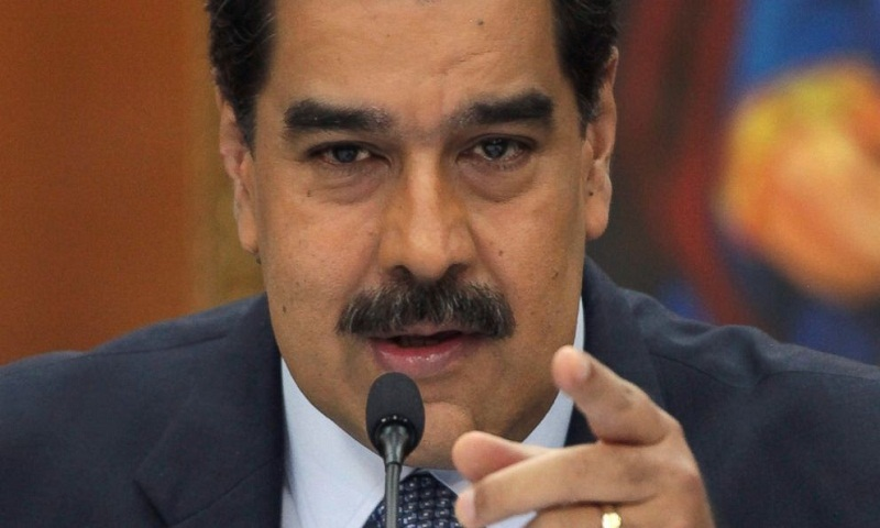 Venezuela's Maduro to celebrate 2nd term as crisis deepens