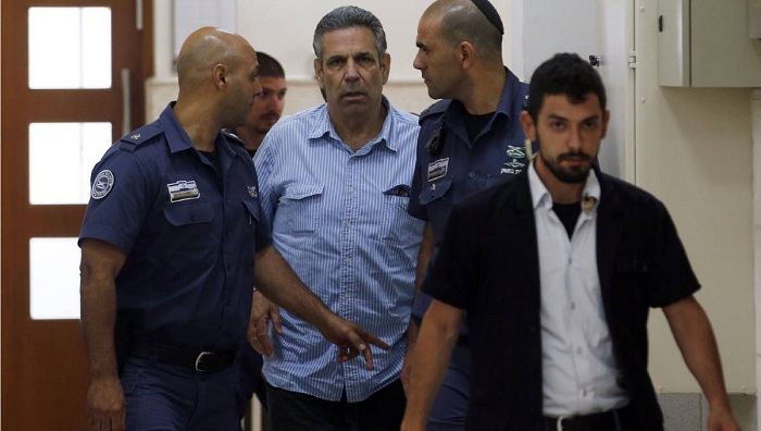 Ex-Israeli minister to serve 11 years for Iran spying