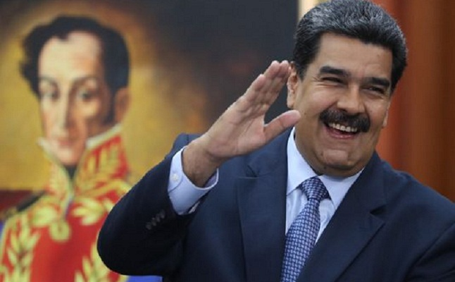 Maduro begins new term shunned by Venezuela's neighbors