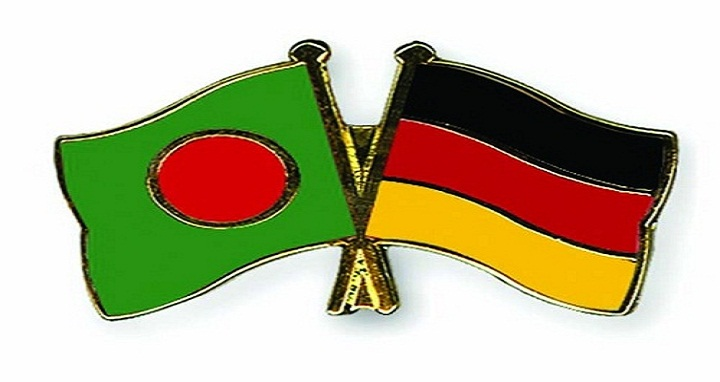 German envoy for peaceful solution to RMG conflict