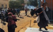 Three dead after Sudan protest as crowds cheer Bashir at rival rally