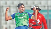 Sylhet survive Frylinck-storm to seal first victory in BPL