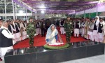 Prime Minister pays homage to Bangabandhu on Homecoming Day