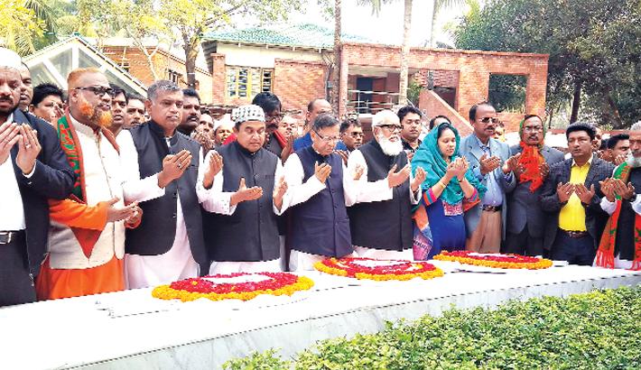 Bangabandhu's Homecoming Day observed at BRUR