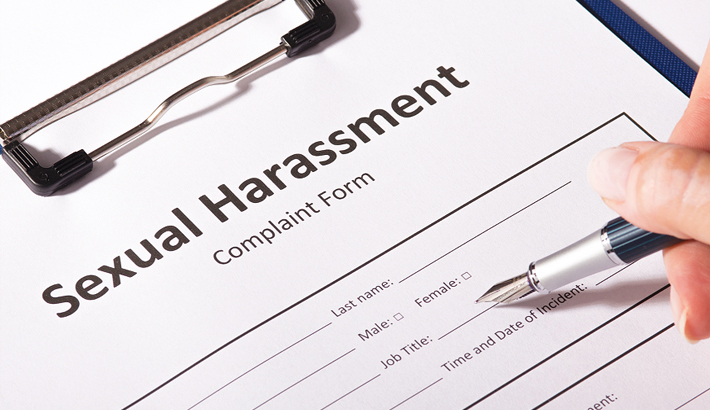Talking Point: Sexual Harassment And Our Degrading Morality