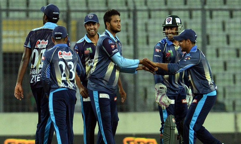 Rangpur Riders win toss, elect to field against Dhaka Dynamytes