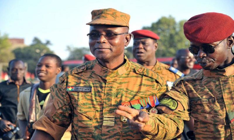 Burkina army chief sacked as jihadist attacks continue