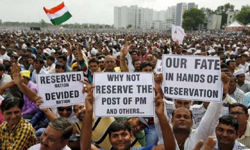 Is affirmative action in India becoming a gimmick?