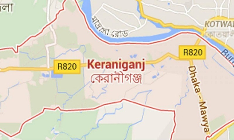 2 unidentified men found dead in Buriganga