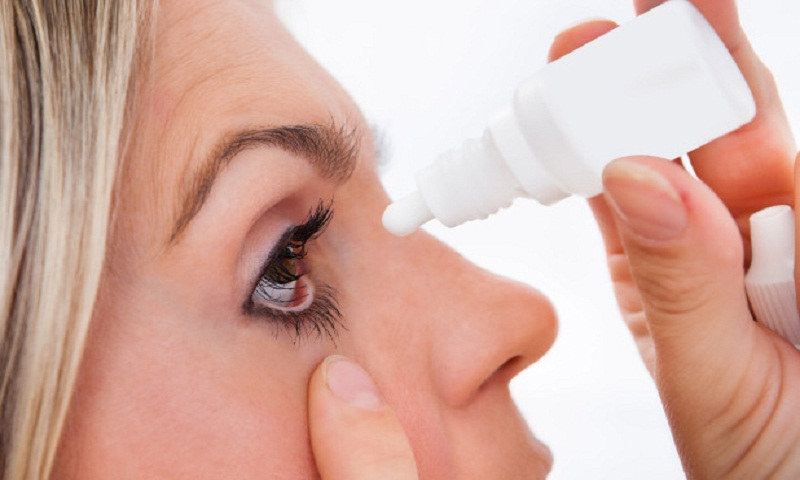 Woman given erectile dysfunction cream for dry eye
