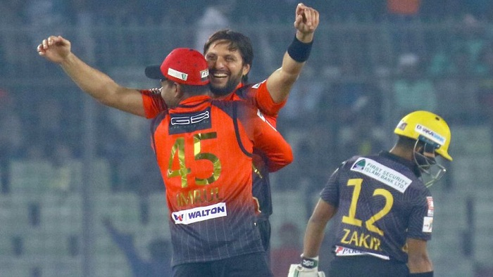 Comilla Victorians beat Rajshahi Kings by 5 wickets