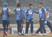 Dhaka Dynamites beat Rangpur Riders by 2 runs