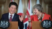 Japan's PM says 'whole world' against no-deal Brexit