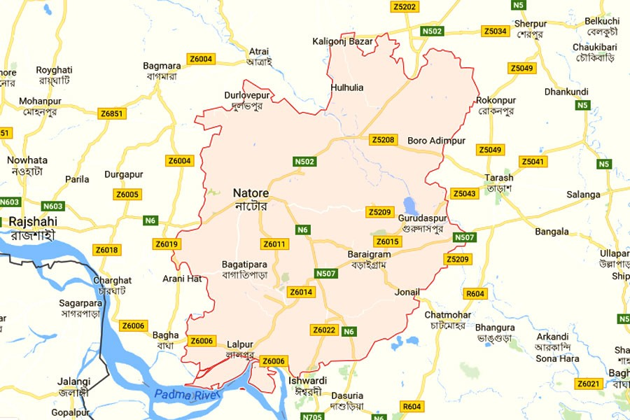 Man killed by 'newly-wed wife' in Natore