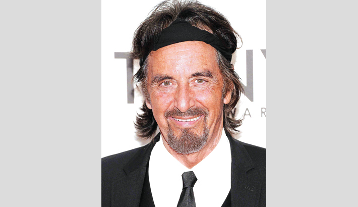 Al Pacino in talks to join Amazon series 'The Hunt'
