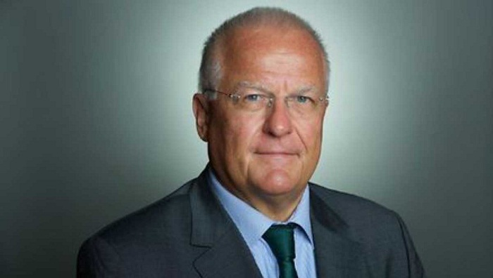 German envoy for peaceful mechanism to resolve RMG issues