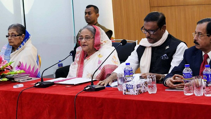 Prime Minister urges MPs-elect of BNP to join parliament