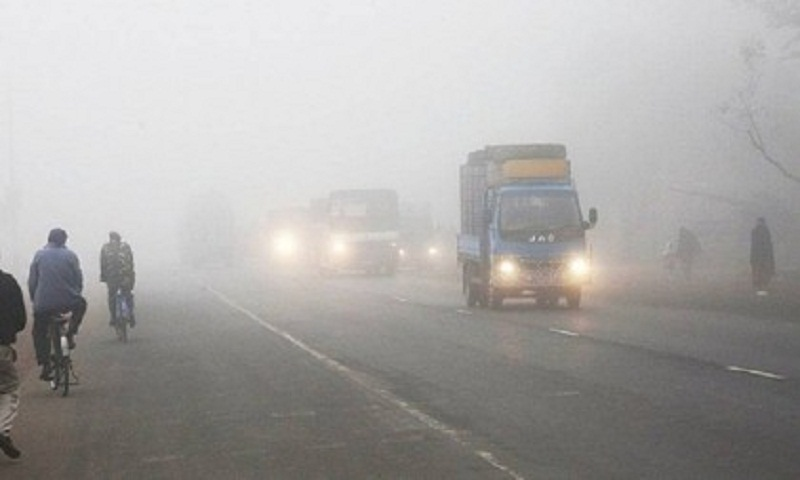 Mild to moderate cold wave sweeps over parts of country