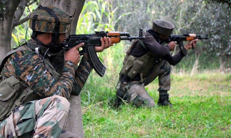 Army officer, soldier killed in IED blast near LOC