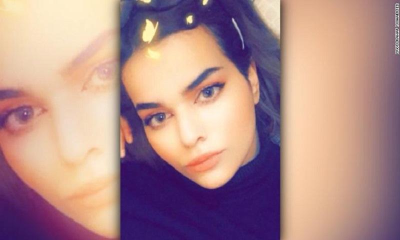 Rahaf al-Qunun: Saudi teen granted asylum in Canada