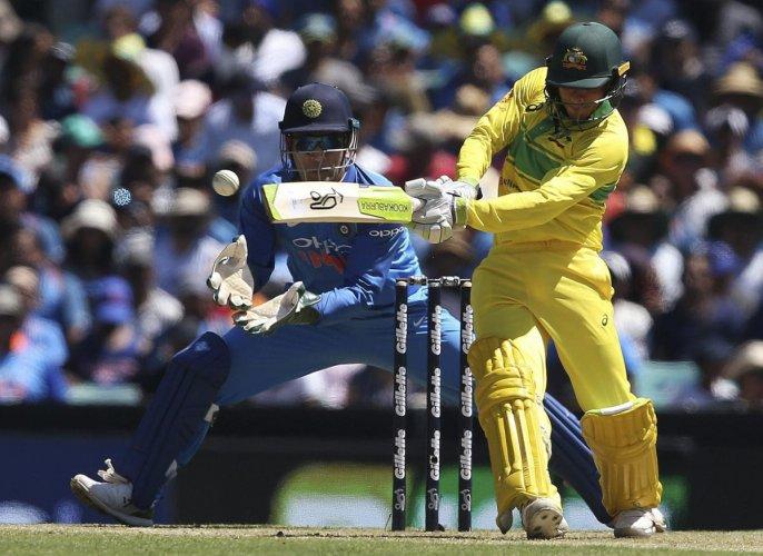 Australia set India 289-run target to win first ODI