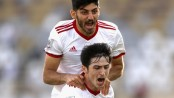 Sardar double sends Iran into Asian Cup knockouts