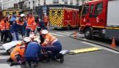 4 dead, including 2 firefighters, in Paris blast