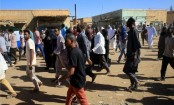 Sudan worshippers turn on imam over protests against President Bashir