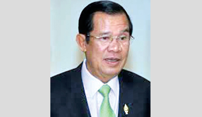 EU holding Cambodia 'hostage' with tariff threats: Hun Sen