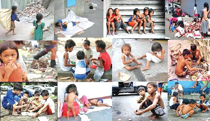 Street children and their forgotten rights