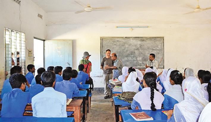 Schools still not safe for children across the globe