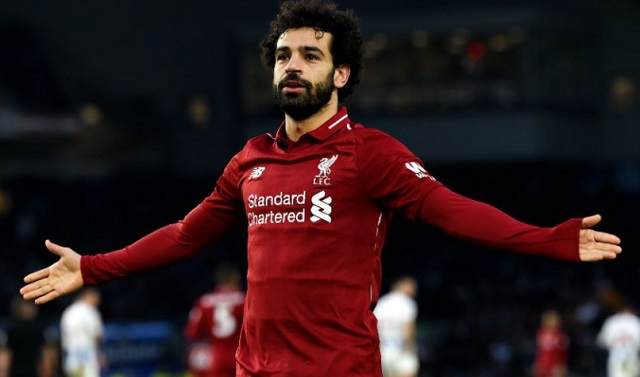 Salah penalty sends 'mature' Liverpool seven points clear again