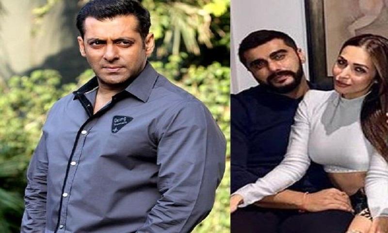 Arjun Kapoor's relationship with Malaika Arora has left Salman Khan fuming