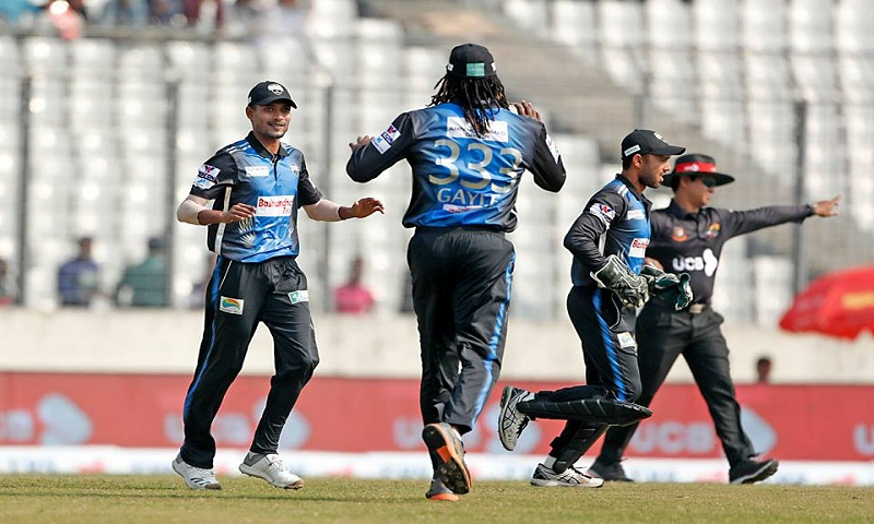 Rangpur Riders set 136-run target for Rajshahi Kings