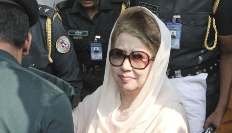 Opposition may exist outside parliament,Khaleda tells court
