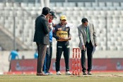Rangpur Riders win toss, opt to field against Rajshahi Kings