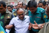 Mainul gets bail in 15 defamation cases