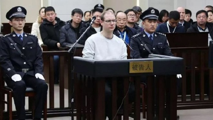 Canadian man sentenced to death in China for drug smuggling