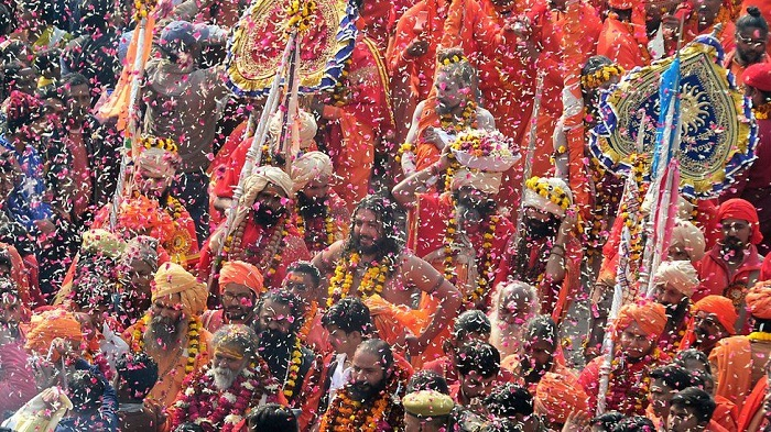 Kumbh Mela: How to plan a festival for 100m people