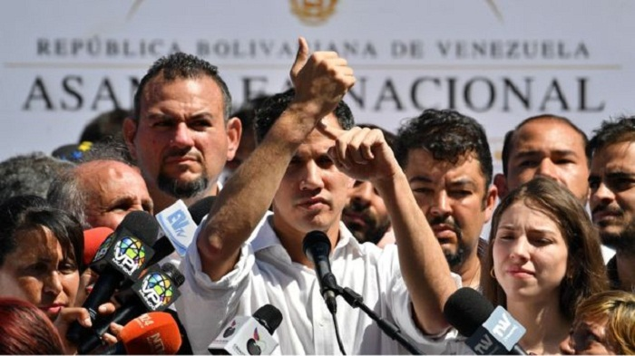 Venezuela's opposition leader briefly detained