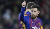 Messi scores 400th La Liga goal for Barcelona