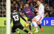 Barca restores five-point lead beating Eibar by 3-0