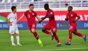 Qatar hit North Korea for six in Asian Cup